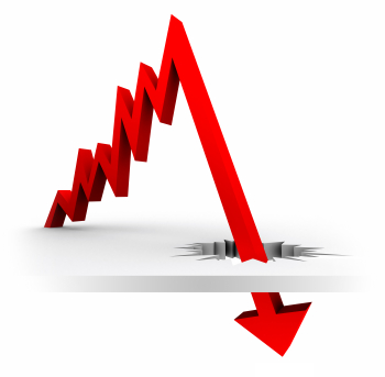 Mit Short-ETFs an fallenden Kursen profitieren