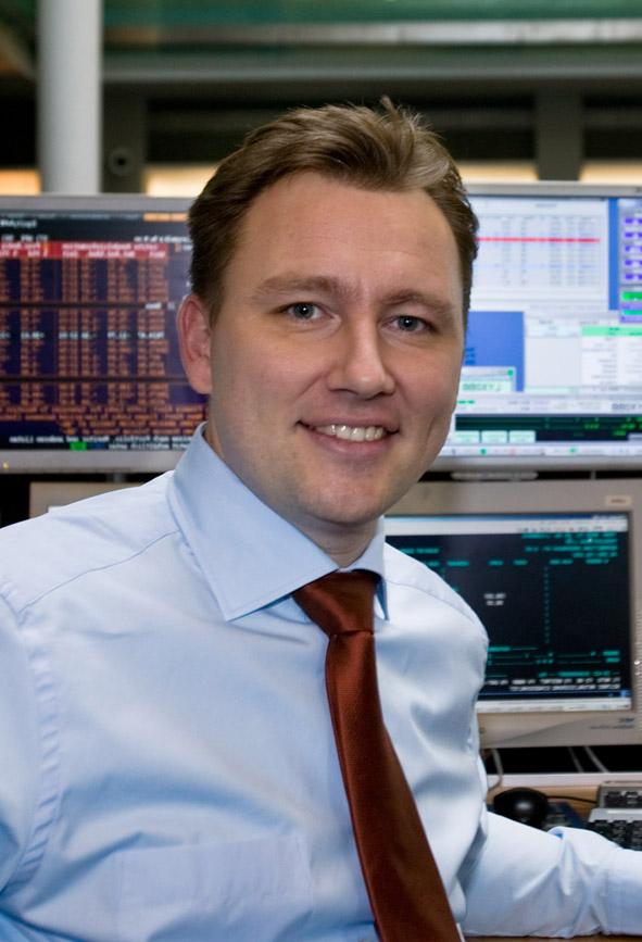 Michael Görgens - Leiter ETF-Handel
