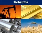 Mit ETFs in Rohstoffe investieren