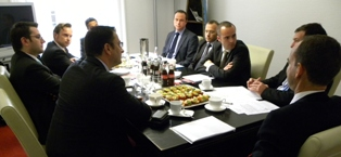 ETF-Roundtable Diskussion