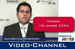 10 Jahre ETFs - Markus Jordan im Interview