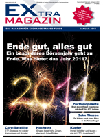EXtra-Magazin Januar 2011