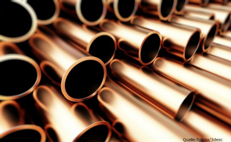 ETF Securities mit erstem physisch besicherten ETC auf Kupfer