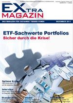 EXtra-Magazin - Dezember 2011 - ETF-Sachwerte Portfolios