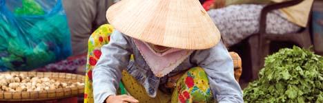 Asien ETF von SPDR