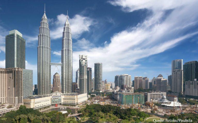 Malaysia-ETFs – In 5-Jahres-Schritten zum Industrieland