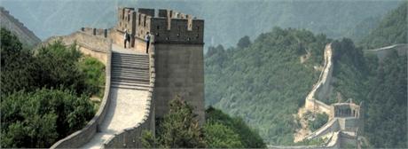 China-Mauer