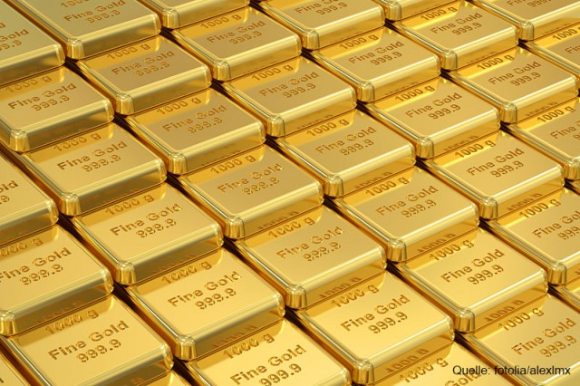 EUWAX Gold: Zu einhundert Prozent mit Gold hinterlegt