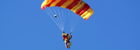 Börse nur mit Fallschirm