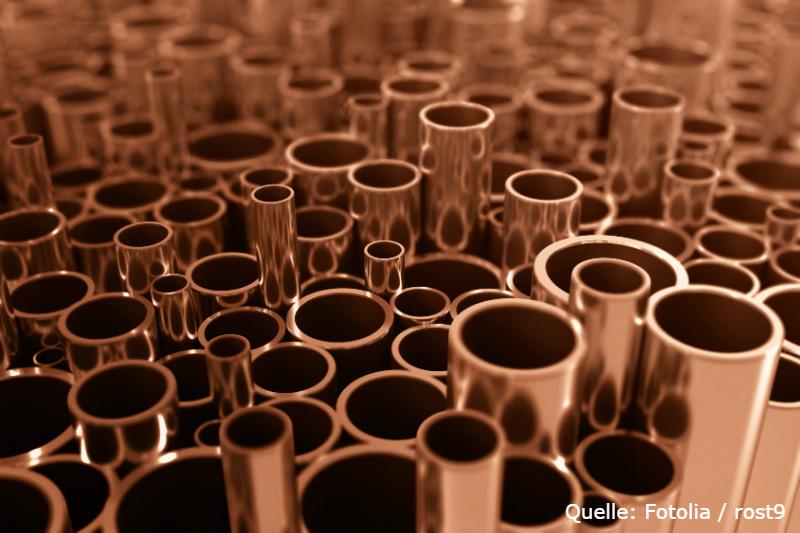Kupfer-ETCs bieten alle Möglichkeiten