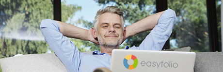 Mit easyfolio 50 ausgewogen investieren