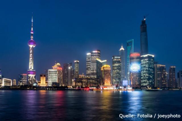 Erster ETF auf den MSCI China A-Aktien