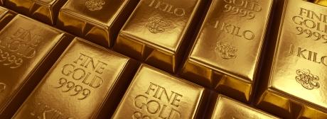 Gold klein M