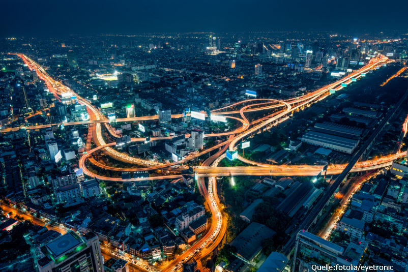Infrastruktur als Wachstumstreiber