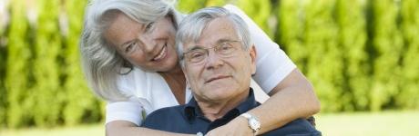 Der deutsche Senior spart bei der Rendite