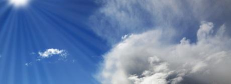 Dunkle Wolken am Aktienmarkt klein neu