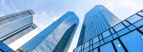 Immobilienmarkt klein