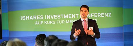 ishares investmentkonferenz