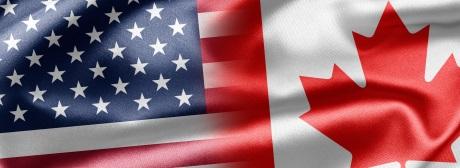 Nordamerika USA Canada klein