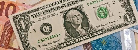 Euro US-Dollar klein