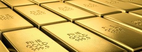 Goldbarren klein