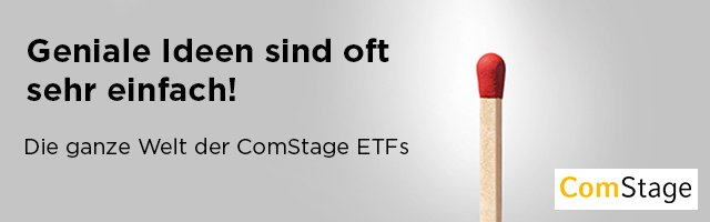 ComStage ETF-Anbieter