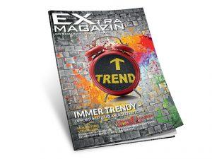 EXtra-Magazin (ETF) Februar 2016: Immer trendy, immer auf der sicheren Seite?