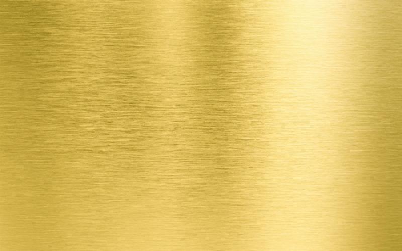 Gold Cracks In Black Paint