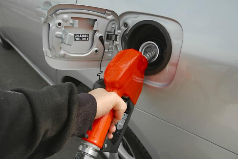 Treibstoff fürs Depot