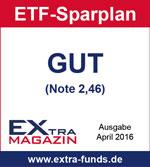 Wüstenrot ETF-Sparplan erhält Note GUT