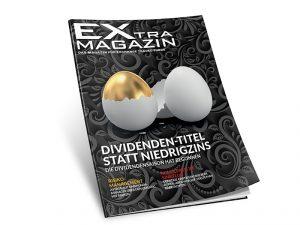 ETF-Fachmagazin März 2016: Dividendentitel statt Niedrigzins