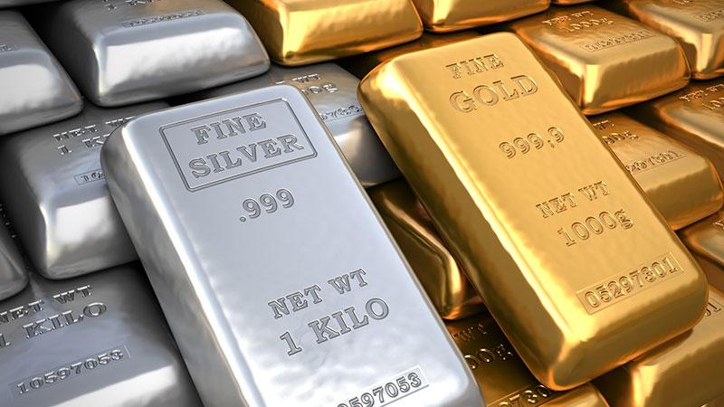 Wo Gold ist, ist Silber nicht fern