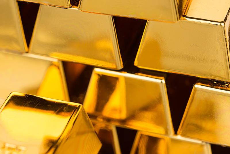 Gold ist wieder im Aufwind