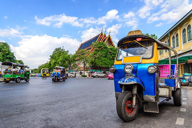 Thailand startet 2016 wieder durch