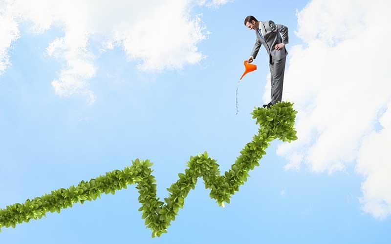 Auf Rekordjagd - zum zweiten Mal überschritt das globale ETF-Anlagevolumen die Schwelle von 3 Billionen US-Dollar