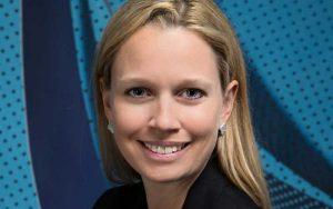 Fannie Wurtz - verantwortet die Bereiche Amundi ETF, Indexing und Smart Beta