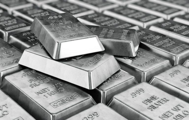 Silber zieht an Gold vorbei