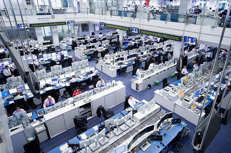 ETF-Modellportfolio der Deutschen Bank