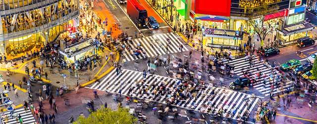 Investieren in Japan mit ETFs.