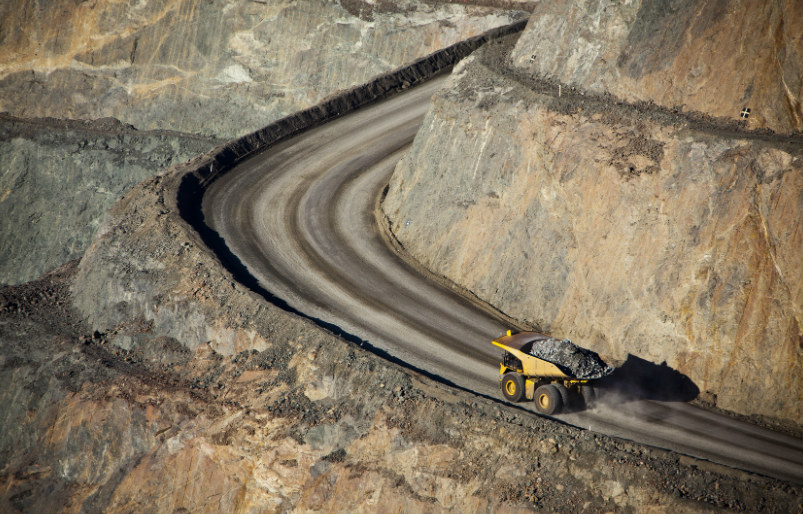 Goldmine in Australien