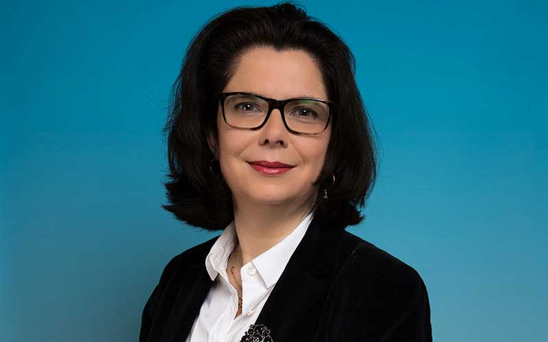 Bettina May, Senior Client Relationship Manager ETF & Indexing bei Amundi.