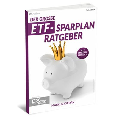 eBook ETF-Sparplan Ratgeber