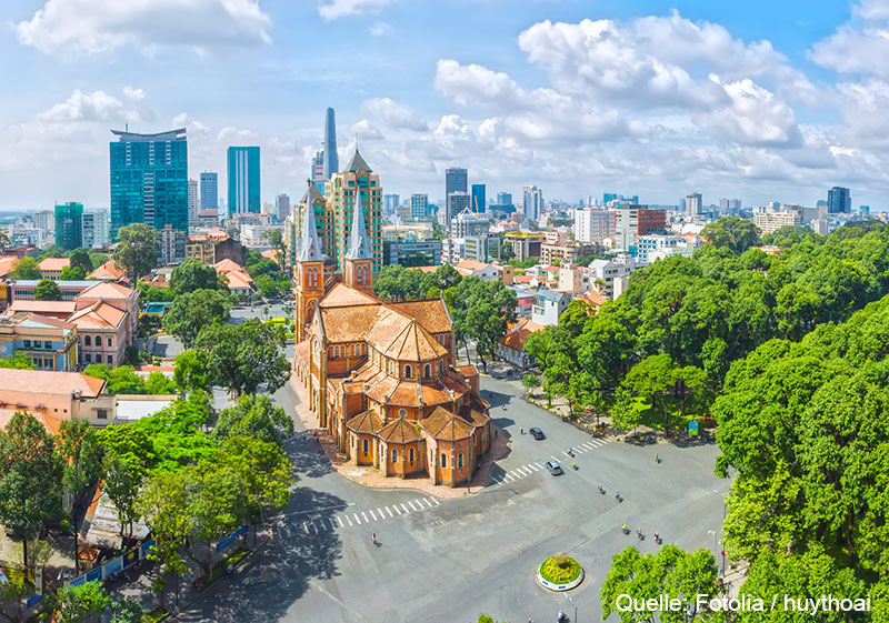 Vietnam-ETF mit Renditechance