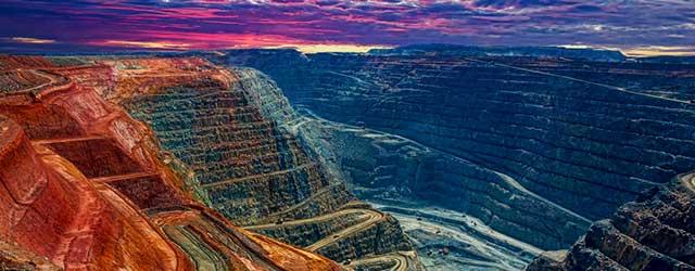 Investieren in Goldminen
