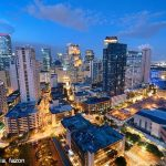 Manila, die Hauptstadt Philippinen