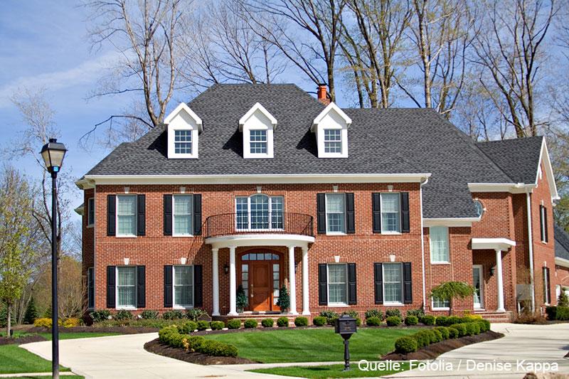 US-Hypothekenkredite in einem iShares ETF