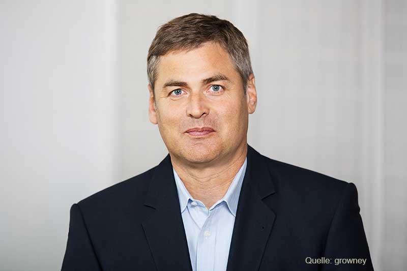 Gerald Klein - CEO und Gründer von growney