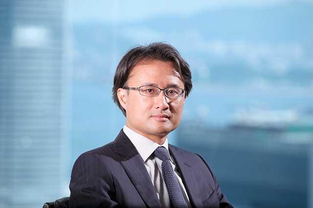 Mike Shiao, Invesco HongKong