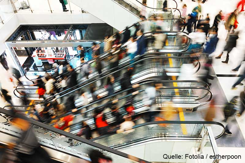 Dynamisches Wachstum in Asien