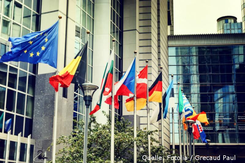 Mit ETFs in europäische Aktien ohne Finanztitel investieren